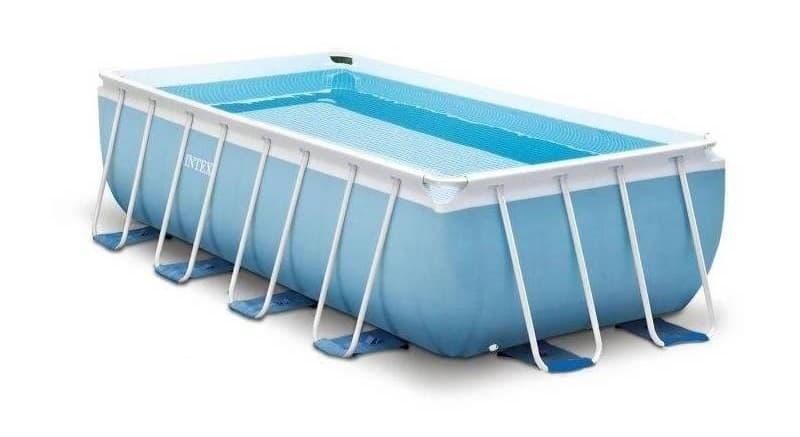 Piscinas desmontable rectangular 3,539l