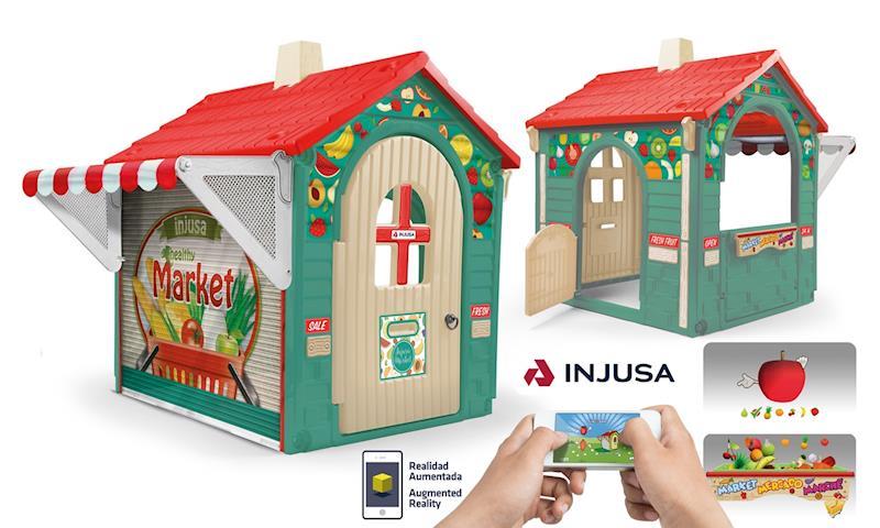 Casa Market Con APP Injusa