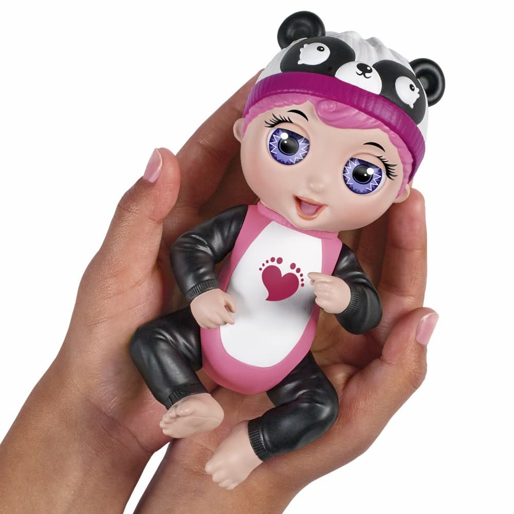 Muñeca Tiny Toes Gabby Panda