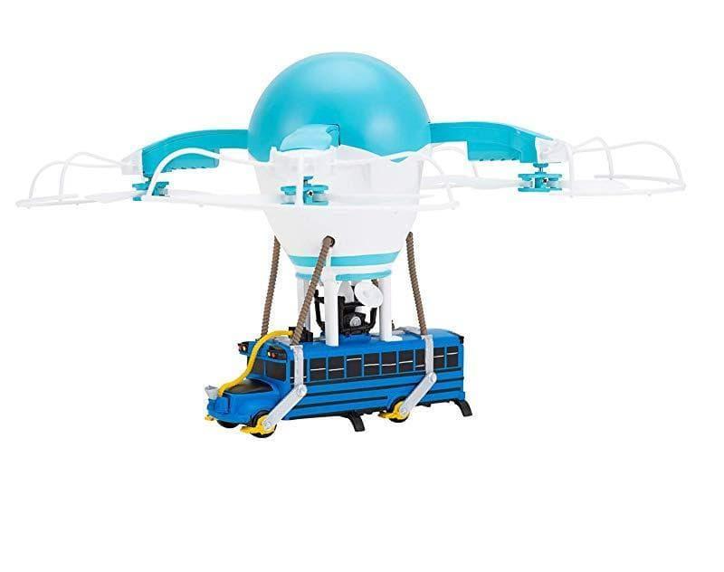 Autobús Batalla Fortnite Drone