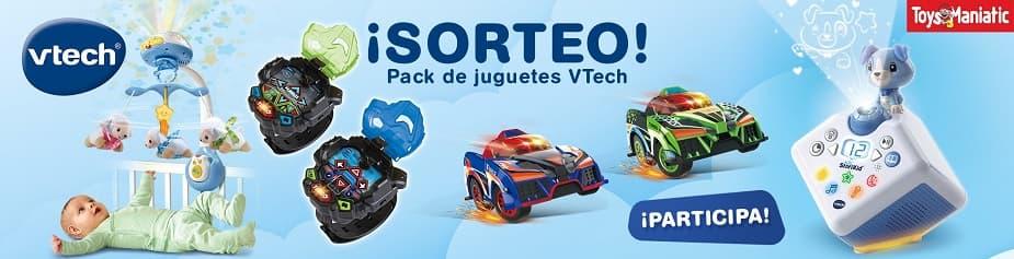 Sorteo VTechl
