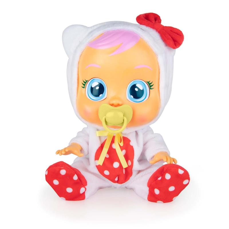 Bebé Llorón Hello Kitty