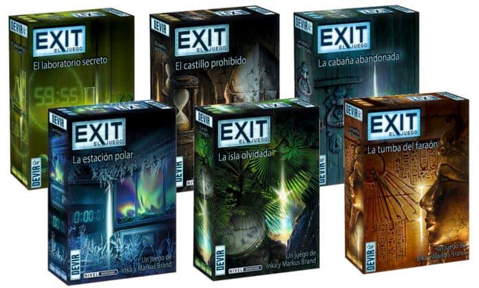 Juegos Exit