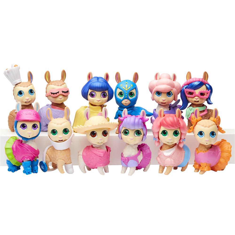 Todos los modelos de Llamas