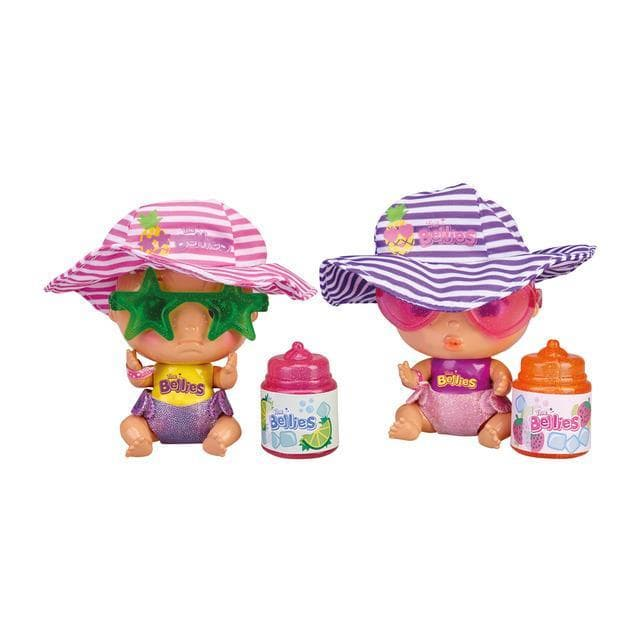 Muñecas Mini Bellies Sunsurprise