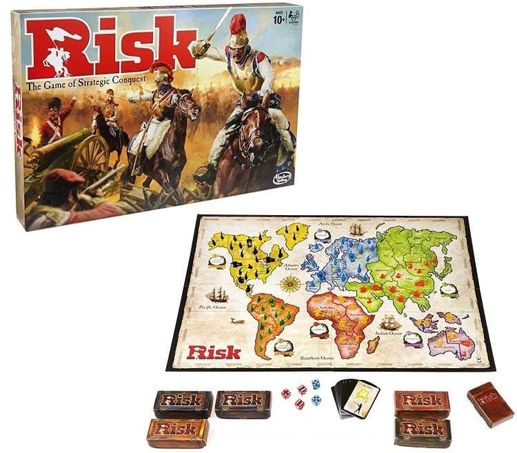 Juego de estrategia Risk