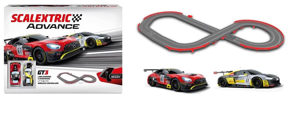 Pista Scalextric Advande