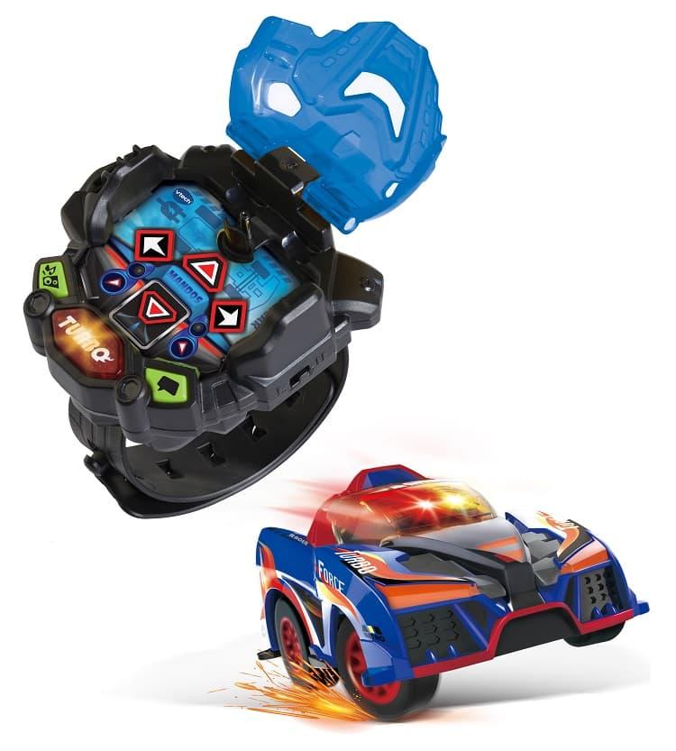 Toda información Coche Turbo Force Azul