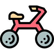 Imagen para la categoría Bicicletas Sin Pedales