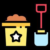Imagen para la categoría Cubos y Palas de Playa