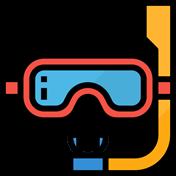 Imagen para la categoría Gafas de Buceo para Playa