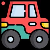 Imagen para la categoría Camiones teledirigidos radio control