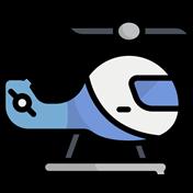 Imagen para la categoría Helicóptero teledirigido radio control