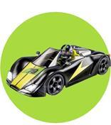 Imagen para la categoría Playmobil Coches y Vehículos - Action Racer