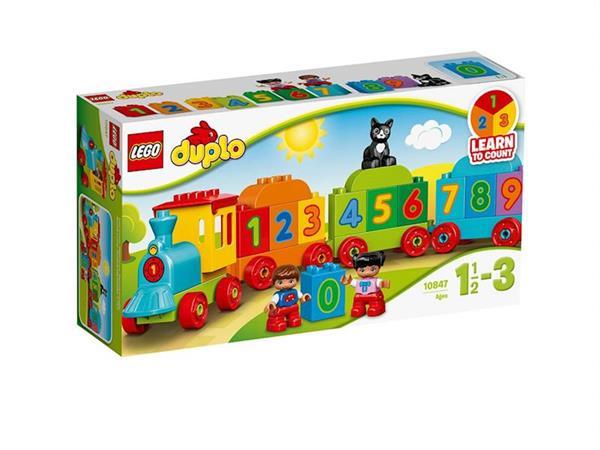 Imagen de Lego Duplo tren de los numeros