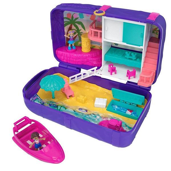 Imagen de Mochila Vacaciones en la Playa Polly Pocket Mattel
