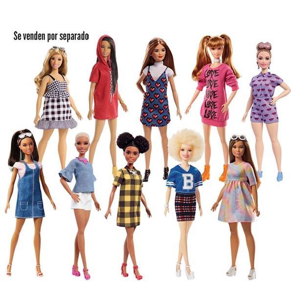 Imagen de Muñeca Barbie Fashionistas
