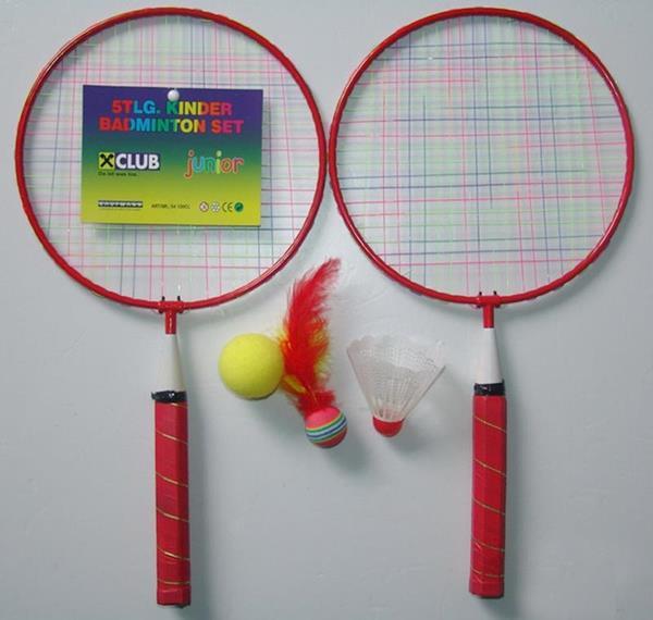 Imagen de Set Badminton 2 Raquetas Creaciones Llopis
