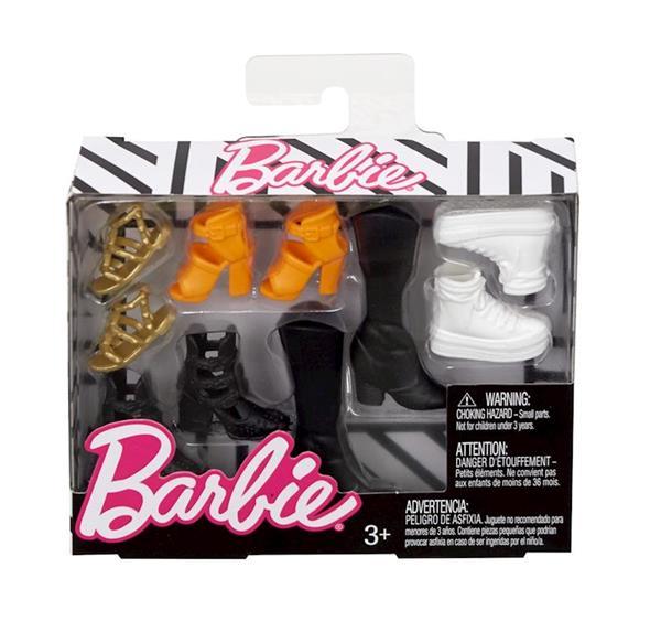 Imagen de Barbie Zapatos de Moda Mattel