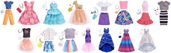 Imagen de Barbie Look Completo De Moda