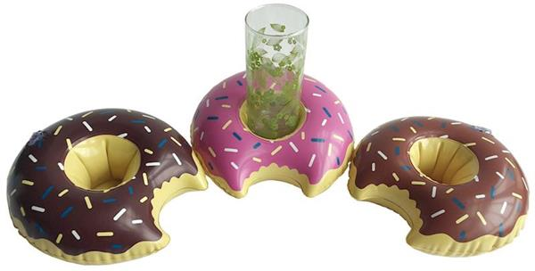 Imagen de Figura Hinchable Posa Vasos Donut Creaciones Llopis