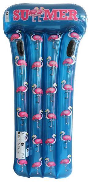 Imagen de Colchón Flamingos Rosa Con Asas Creaciones Llopis
