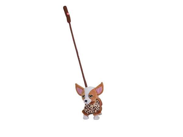 Imagen de Perro Chihuahua Traje marrón Creaciones Llopis