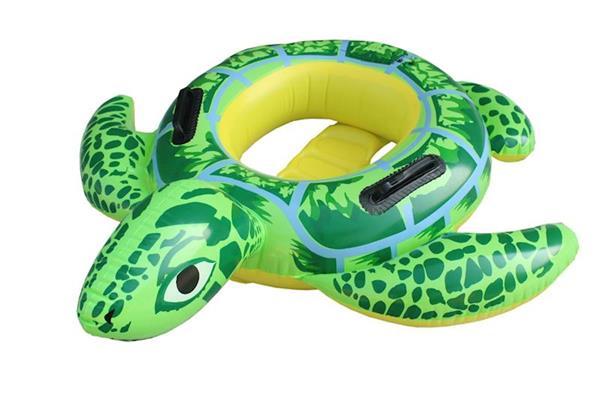 Imagen de Flotador Tortuga Baby Con Asas Creaciones Llopis