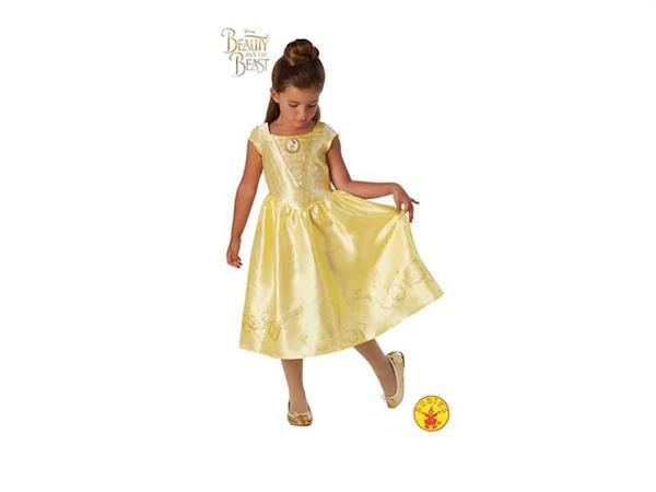 Imagen de Rubies Disfraz Infantil Disney Princesas Bella Talla M (5/7 Años)