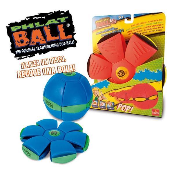 Imagen de Disco Pelota Phlat Ball lanzalo Goliath