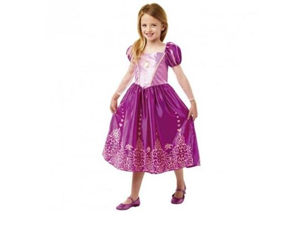 Imagen de Rubies Disfraz Infantil Disney Princesas Rapunzel Talla S