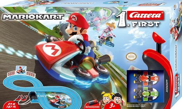 Imagen de Carrera FirstMario Kart 8 Mario Cars