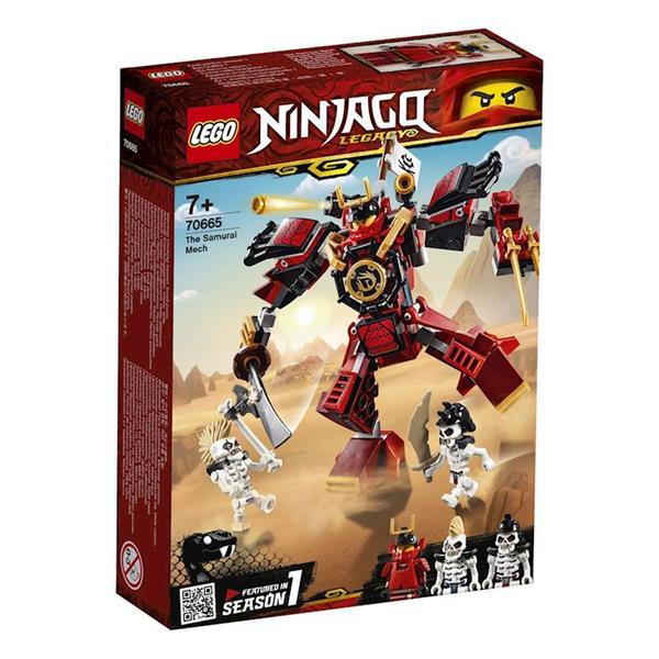 Imagen de Lego Ninjago Robot Samurái