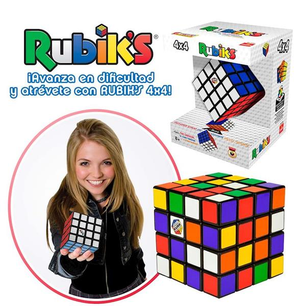 Imagen de Cubo Rubik's 4X4 Goliath