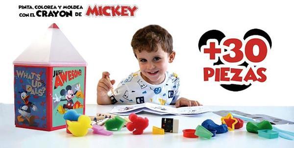 Imagen de Crayón de Actividades Disney Mickey Mouse Cife