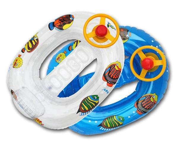 Imagen de Barca Baby Peces Con Volante 72 Cm Creaciones Llopis