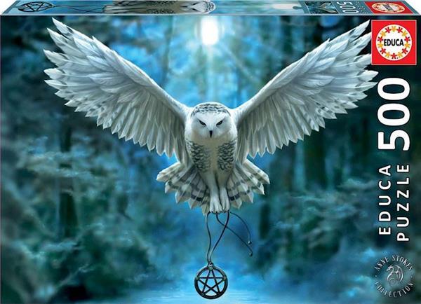 Imagen de Puzzle 500 Despierta Tu Magia Educa
