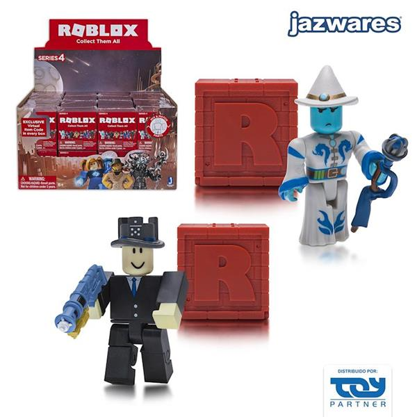 Figura Roblox Misteriosa Toy Partner - roblox toy com