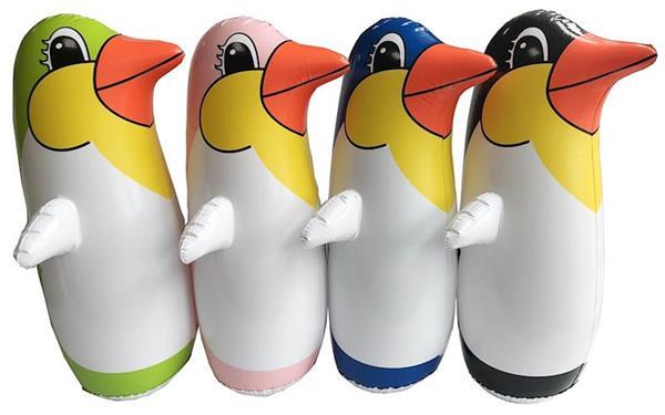 Imagen de Figura Hinchable Pingüino Balancín 70 Cm Creaciones Llopis
