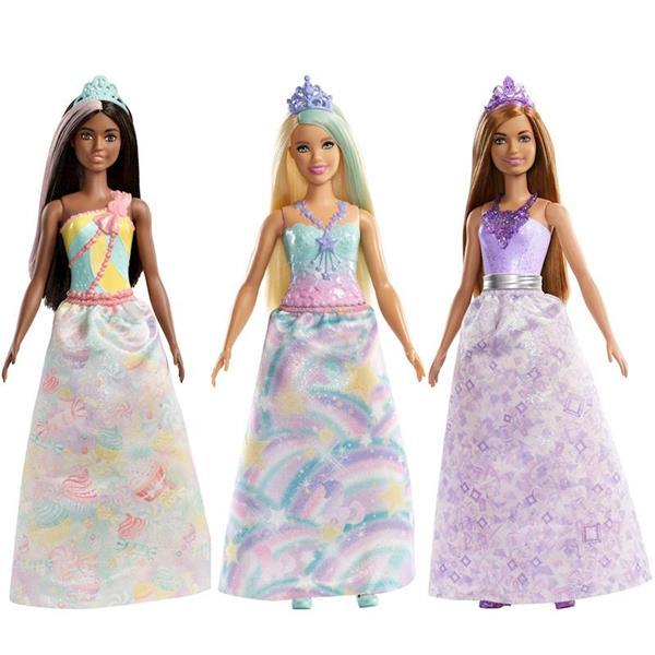 Imagen de Muñeca Barbie Princesas Dreamtopia
