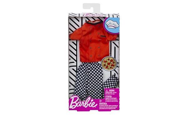 Imagen de Barbie Ropa Ken Profesiones Mattel