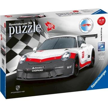 Puzzle 3D Porche 911