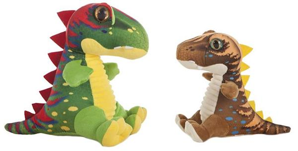 Imagen de Peluche Dinosaurio Rex 28 Cm Creaciones Llopis