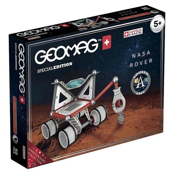 Imagen de Geomag Nasa Lunar Rover 52 Piezas Toy Partner