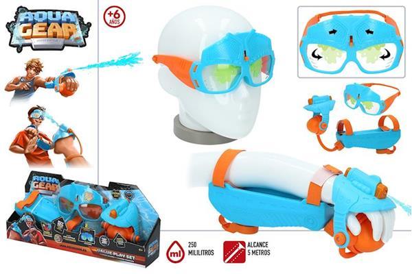 Imagen de Color Baby Aqua Gear Set Gafas Mas Brazalete