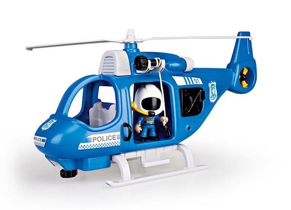 Imagen de Pinypon Action Helicóptero Policía