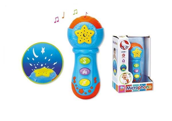 Imagen de Micrófono Infantil Musical Jugatoys