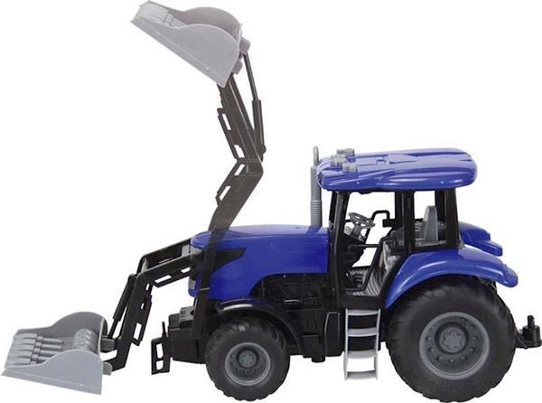 Imagen de Tractor Fricción Con Sonidos Jugatoys