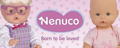 Muñeco Nenuco, accesorios Nenuco
