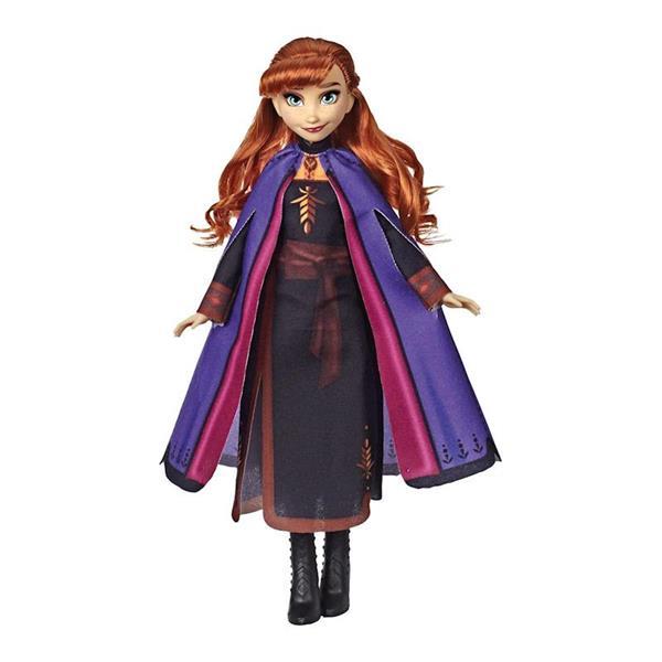 Imagen de Muñeca Princesa Frozen 2 Anna Hasbro